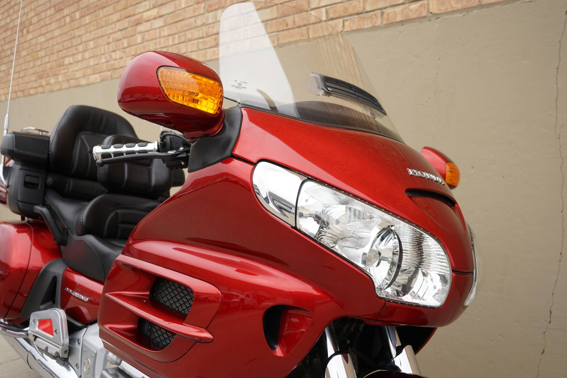 2008 Honda Gold Wing® Premium Audio in Roselle, Illinois - Photo 17