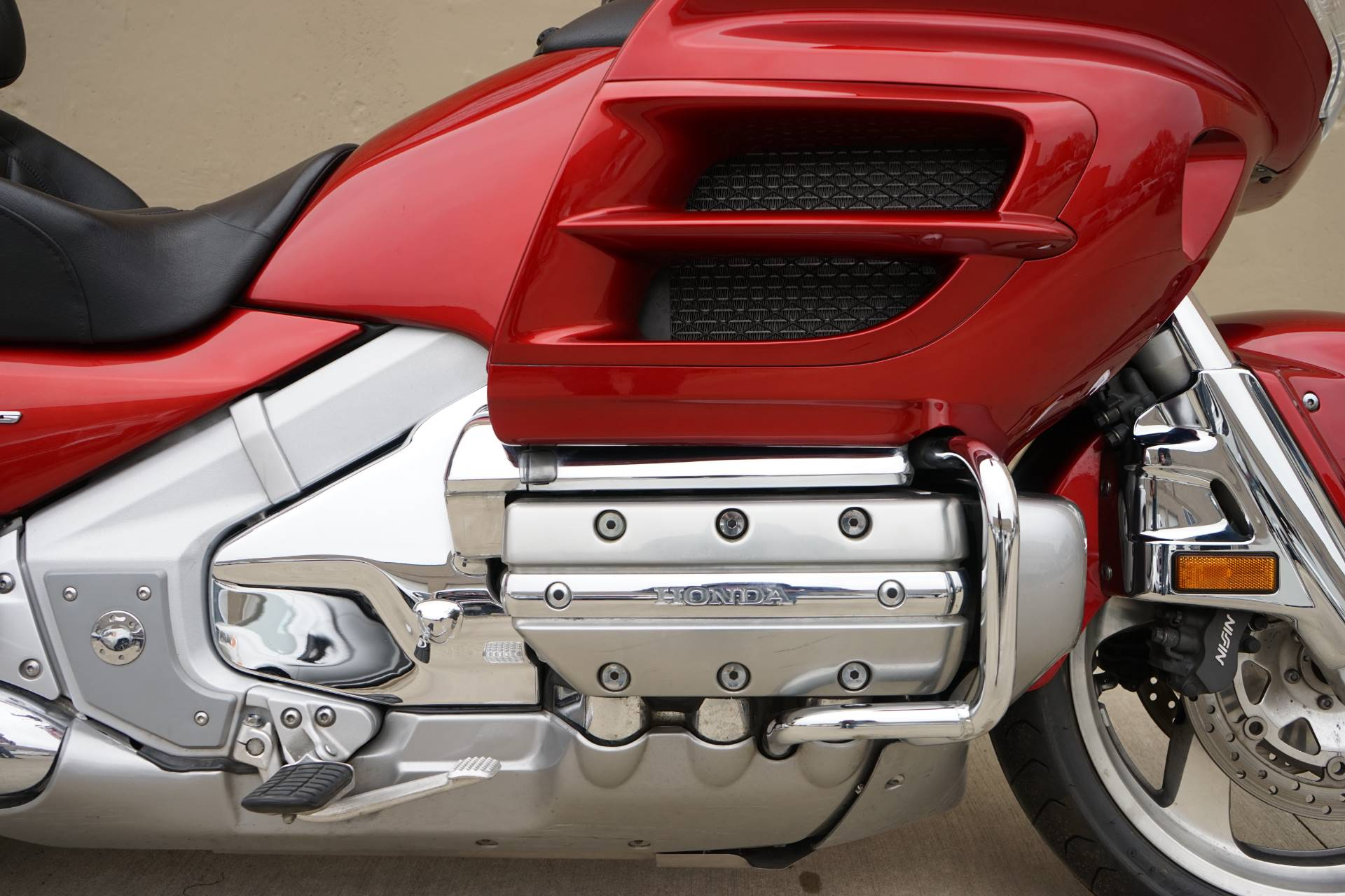 2008 Honda Gold Wing® Premium Audio in Roselle, Illinois - Photo 18