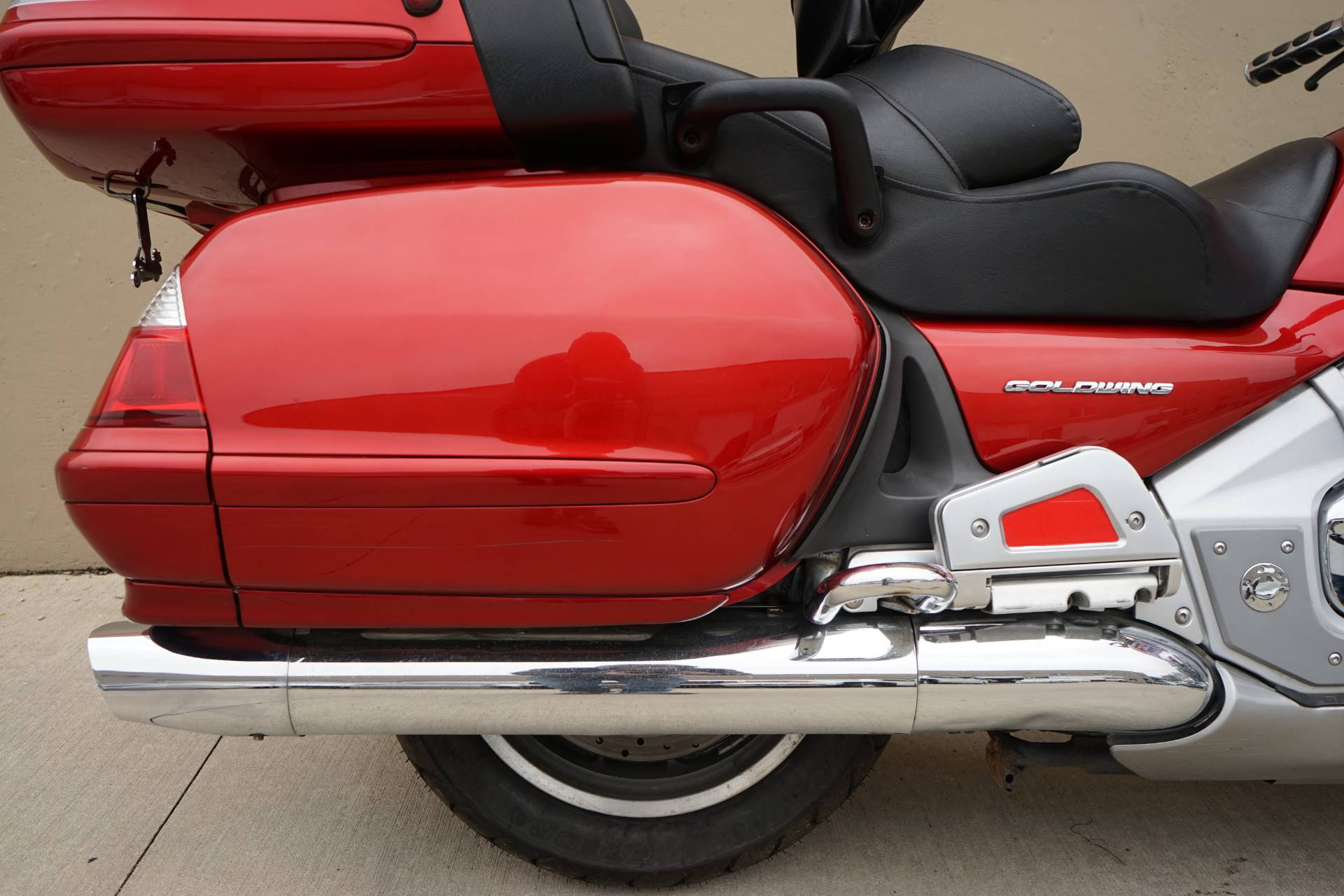 2008 Honda Gold Wing® Premium Audio in Roselle, Illinois - Photo 20