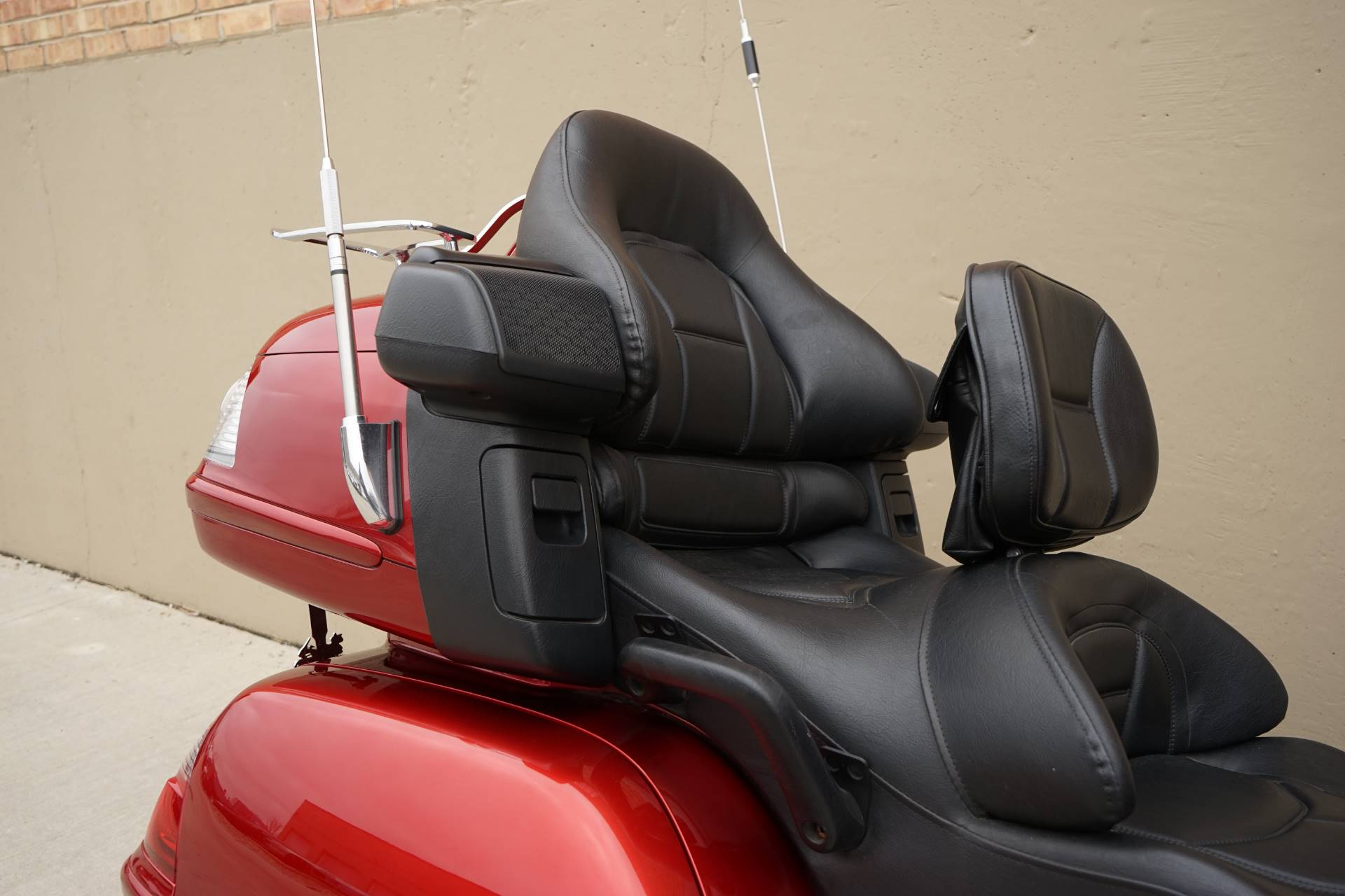 2008 Honda Gold Wing® Premium Audio in Roselle, Illinois - Photo 21