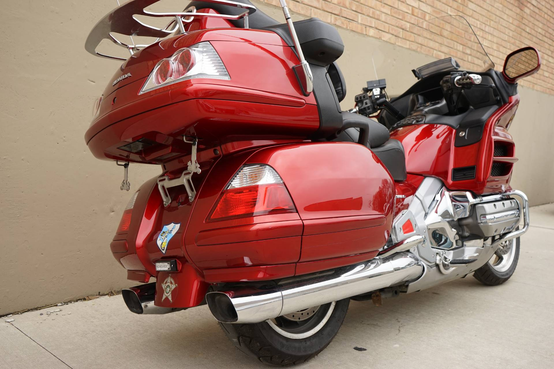 2008 Honda Gold Wing® Premium Audio in Roselle, Illinois - Photo 22