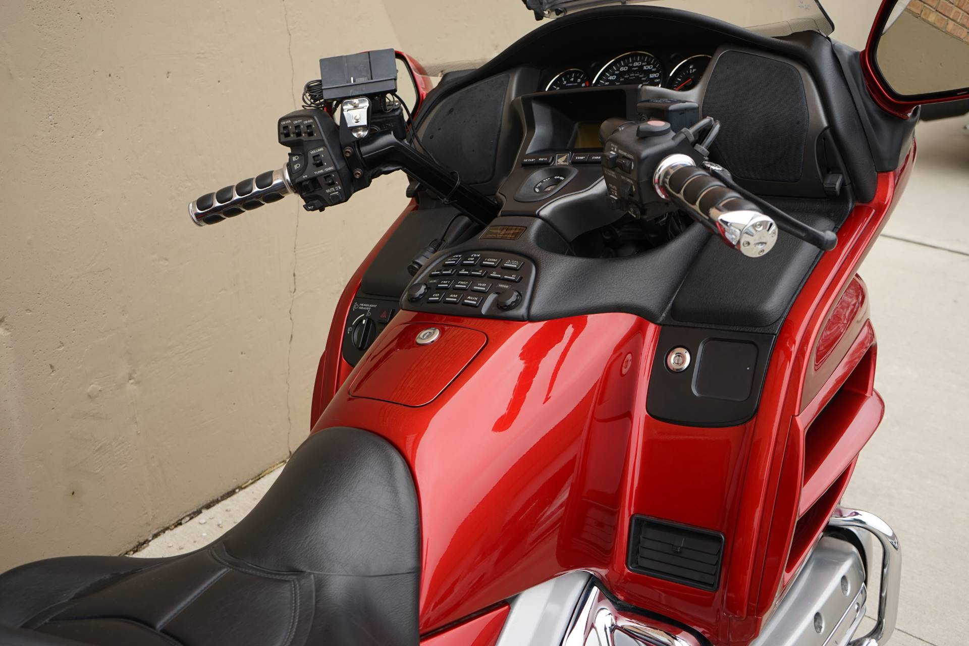 2008 Honda Gold Wing® Premium Audio in Roselle, Illinois - Photo 25