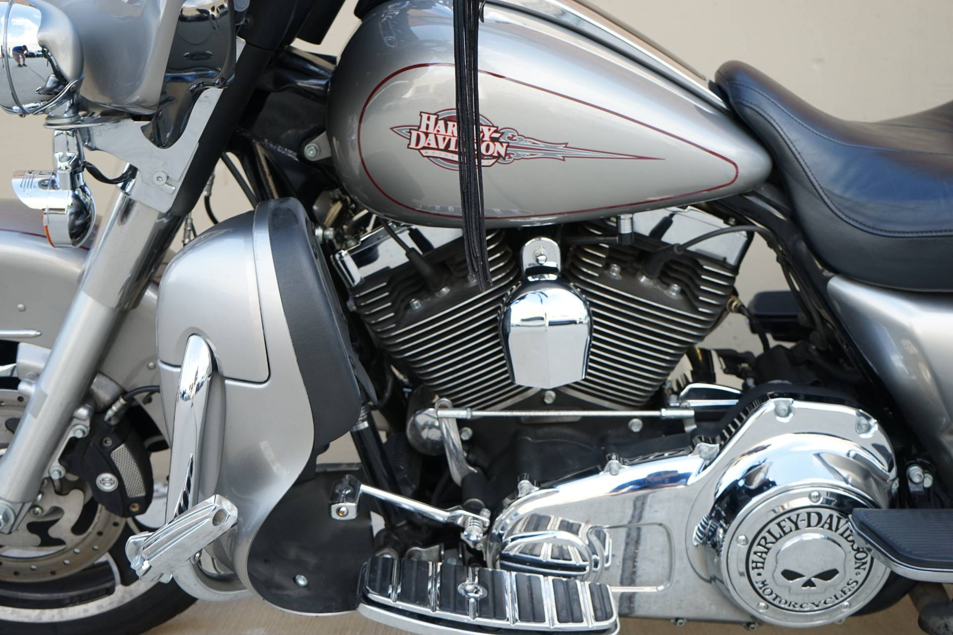2009 Harley-Davidson Electra Glide® Classic in Roselle, Illinois - Photo 7