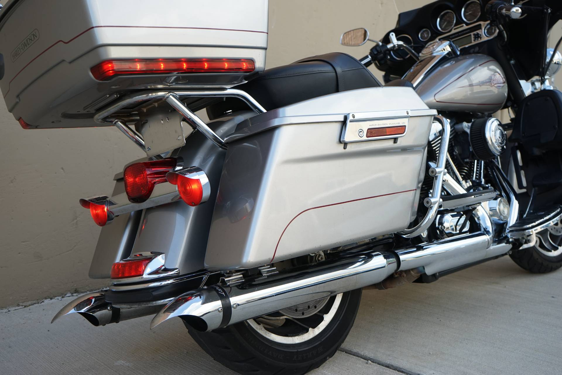 2009 Harley-Davidson Electra Glide® Classic in Roselle, Illinois - Photo 14