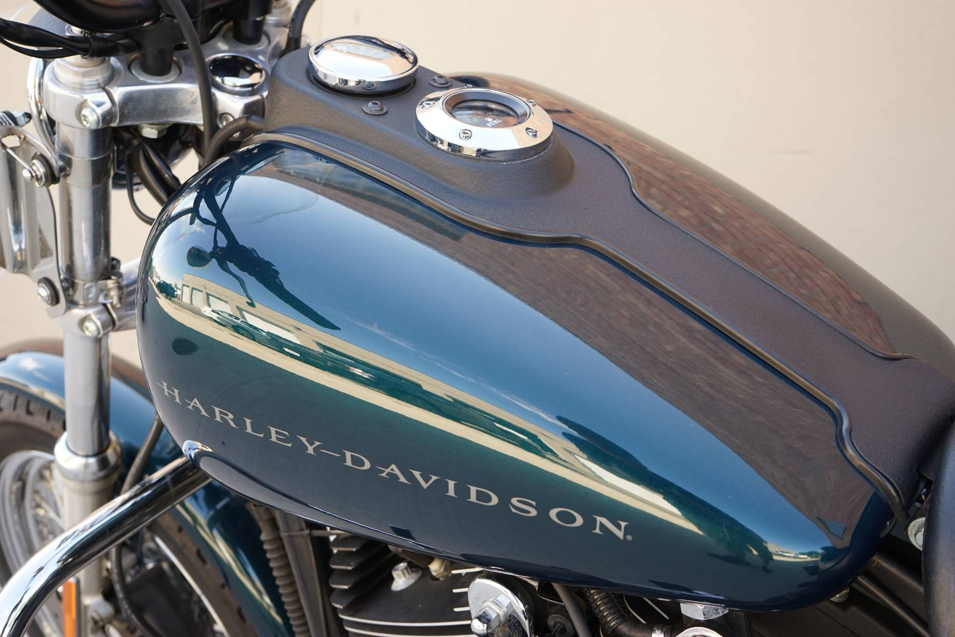 2002 Harley-Davidson FXD Dyna Super Glide® in Roselle, Illinois - Photo 10