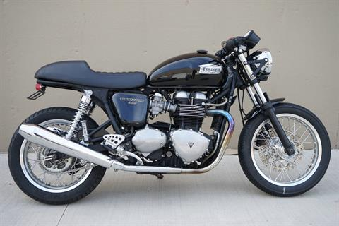 2010 Triumph Thruxton in Roselle, Illinois - Photo 1
