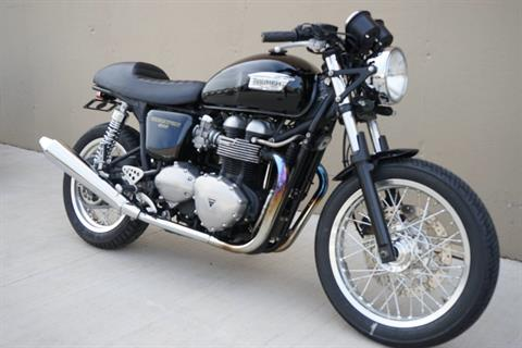 2010 Triumph Thruxton in Roselle, Illinois - Photo 2
