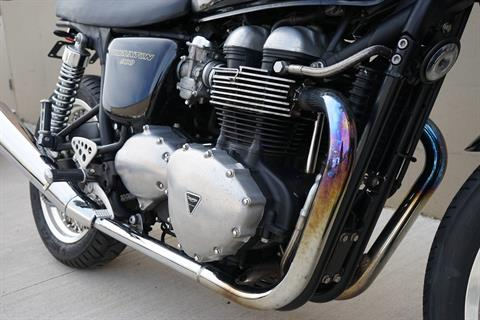 2010 Triumph Thruxton in Roselle, Illinois - Photo 9