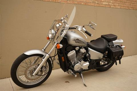 2006 Honda Shadow® VLX Deluxe in Roselle, Illinois - Photo 4