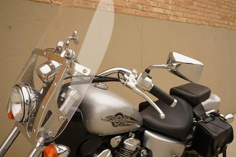 2006 Honda Shadow® VLX Deluxe in Roselle, Illinois - Photo 12