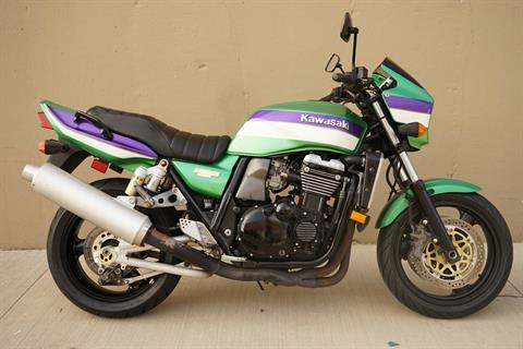 2000 Kawasaki ZRX1100 in Roselle, Illinois - Photo 1