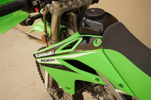 2006 Kawasaki KLX250S in Roselle, Illinois - Photo 7