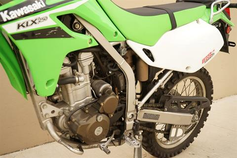 2006 Kawasaki KLX250S in Roselle, Illinois - Photo 9
