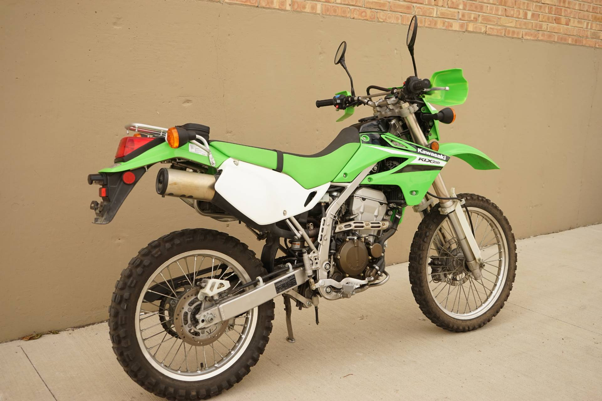 2006 Kawasaki KLX250S in Roselle, Illinois - Photo 3