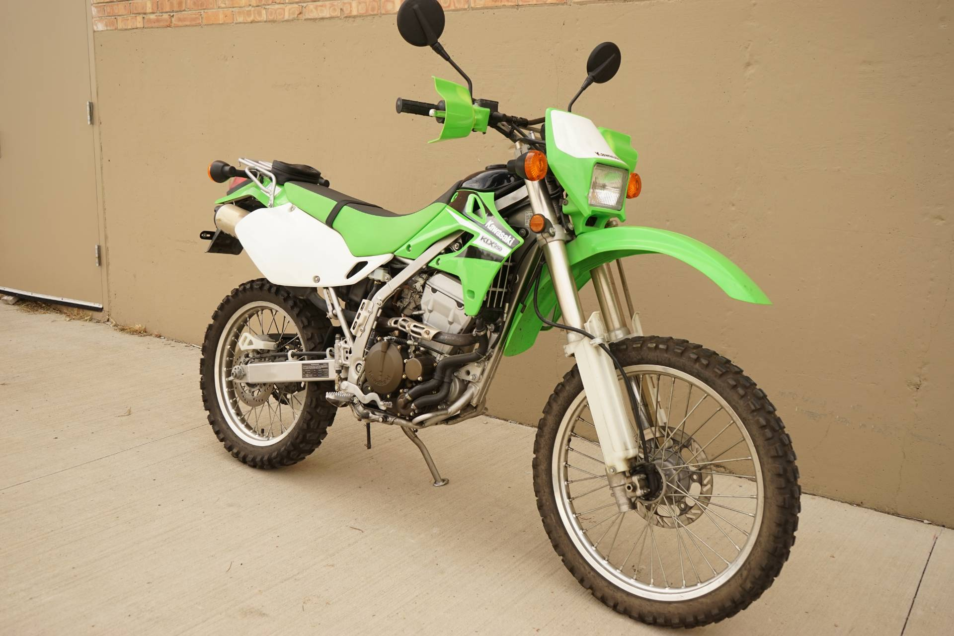 2006 Kawasaki KLX250S in Roselle, Illinois - Photo 2