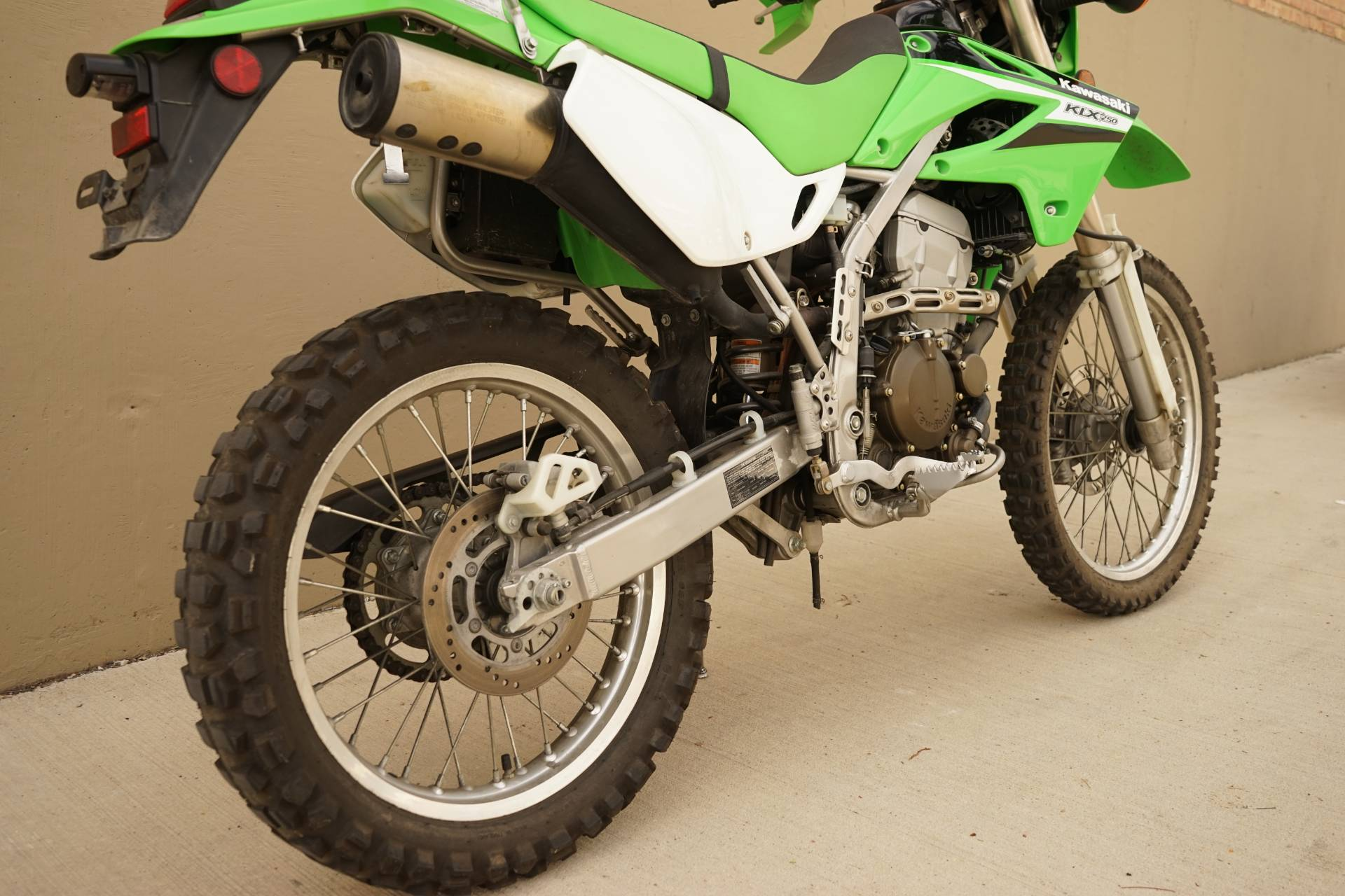 2006 Kawasaki KLX250S in Roselle, Illinois - Photo 14