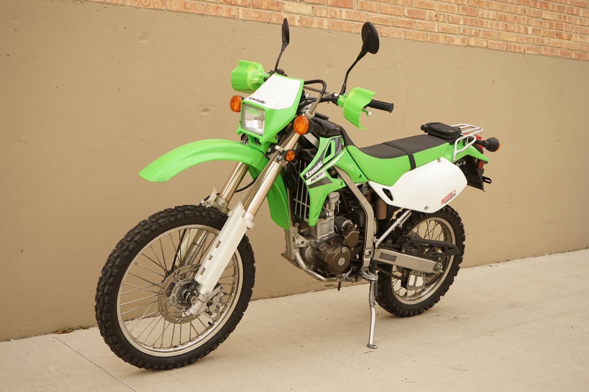 2006 Kawasaki KLX250S in Roselle, Illinois - Photo 4
