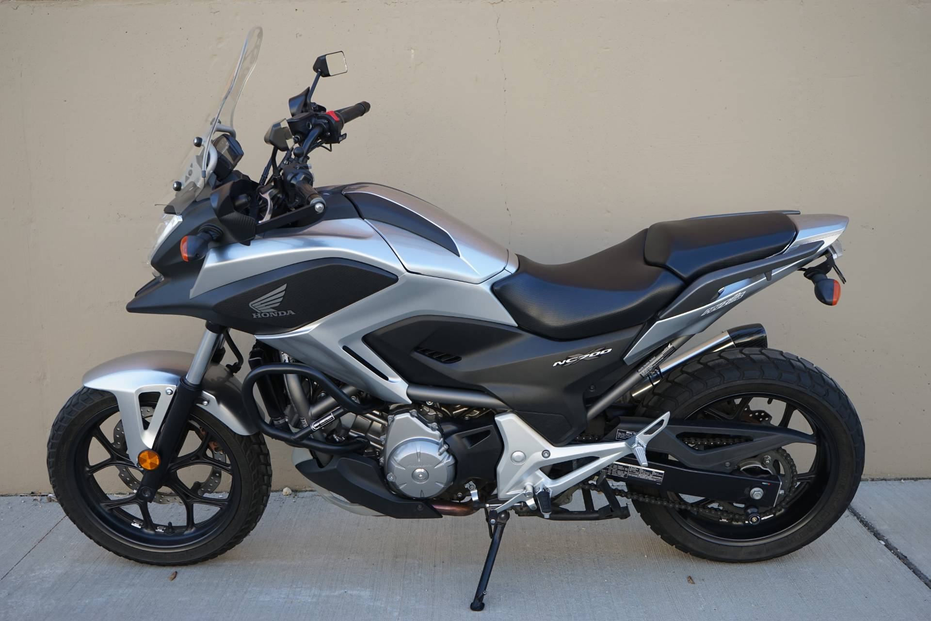 2013 Honda NC700X in Roselle, Illinois - Photo 4