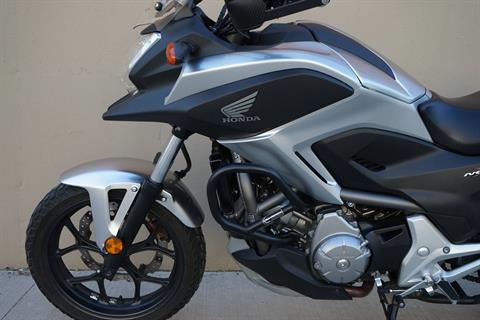 2013 Honda NC700X in Roselle, Illinois - Photo 16