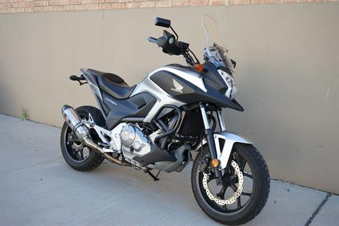 2013 Honda NC700X in Roselle, Illinois - Photo 2