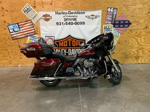 2014 Harley-Davidson FLHTK in Columbia, Tennessee - Photo 1