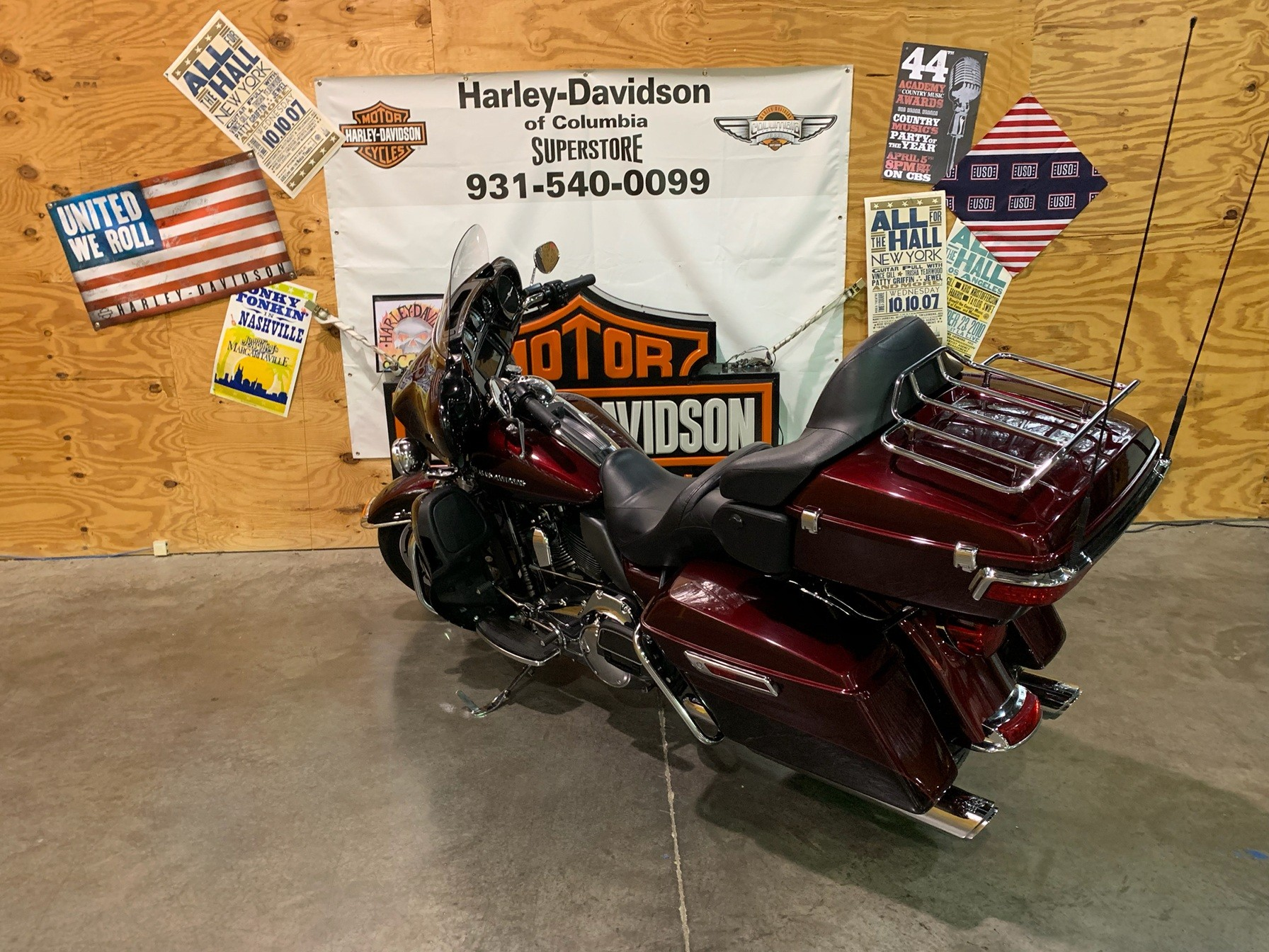 2014 Harley-Davidson FLHTK in Columbia, Tennessee - Photo 6
