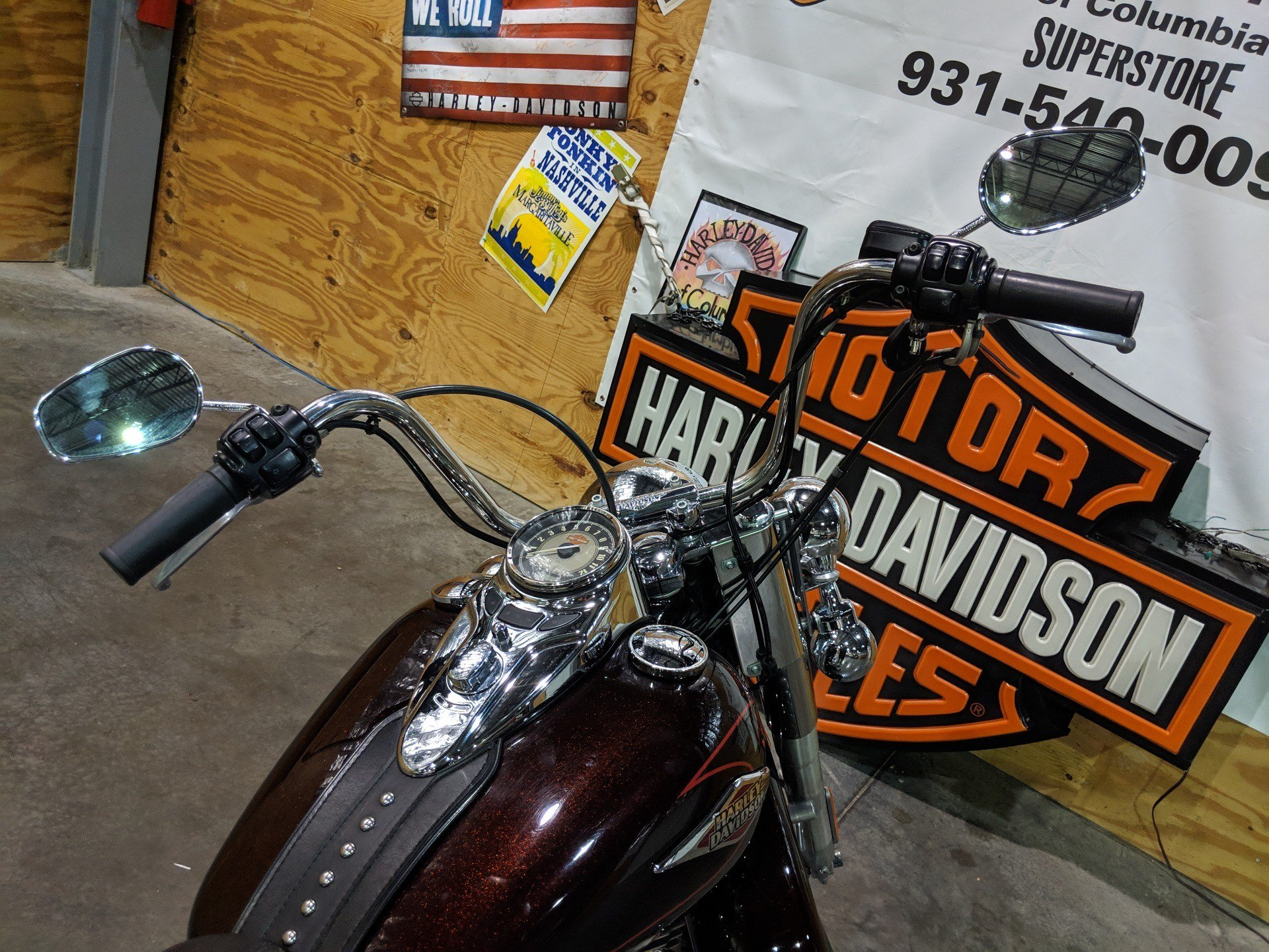 2011 Harley-Davidson FLSTC in Columbia, Tennessee - Photo 8