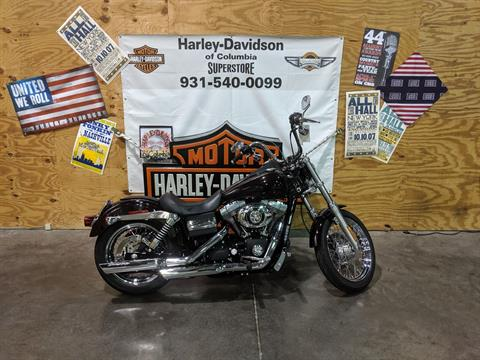 2007 Harley-Davidson STREET BOB in Columbia, Tennessee - Photo 1