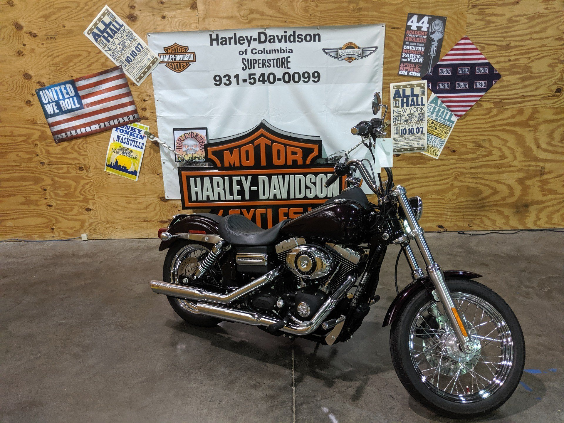 2007 Harley-Davidson STREET BOB in Columbia, Tennessee - Photo 2