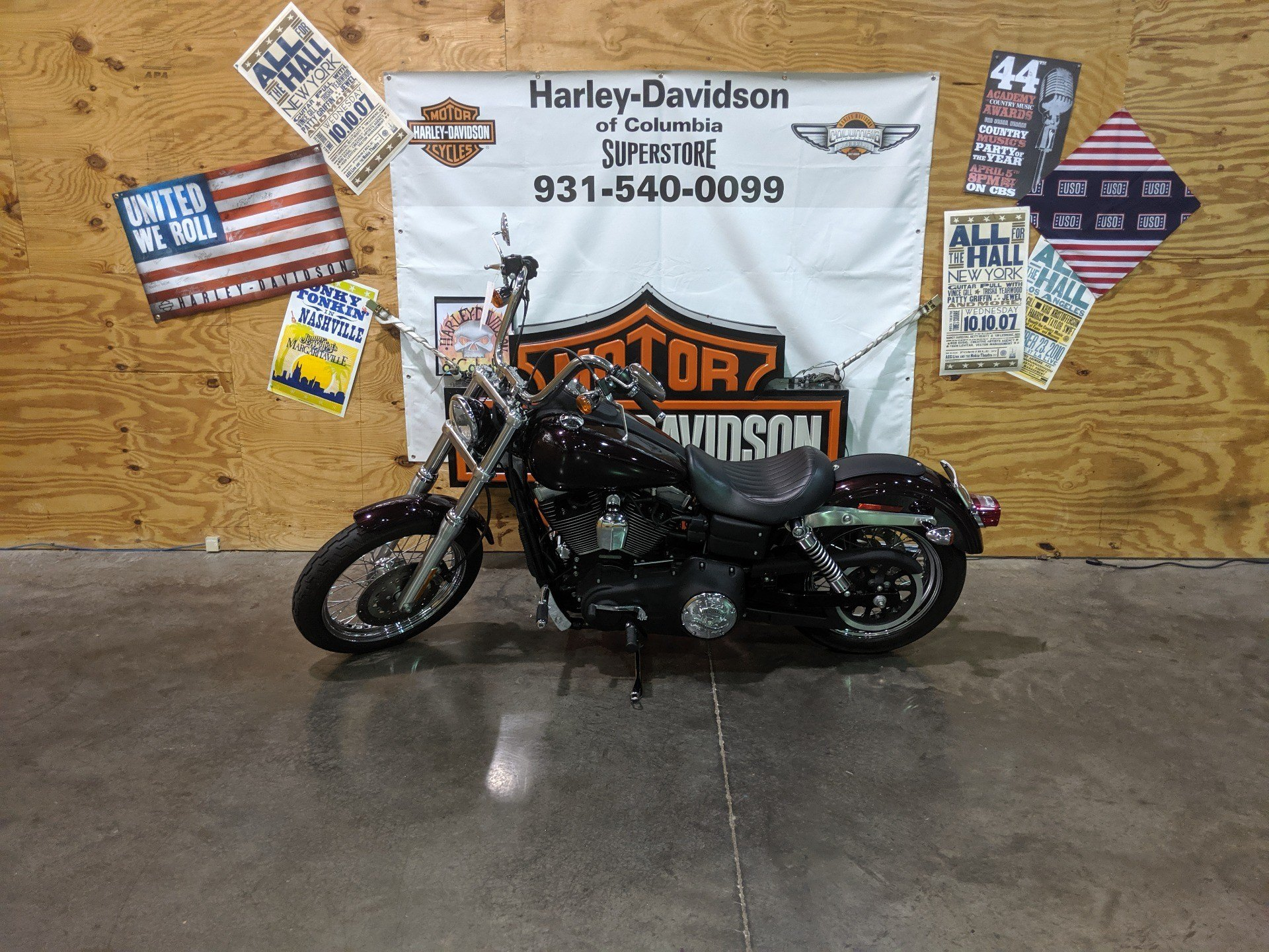 2007 Harley-Davidson STREET BOB in Columbia, Tennessee - Photo 5