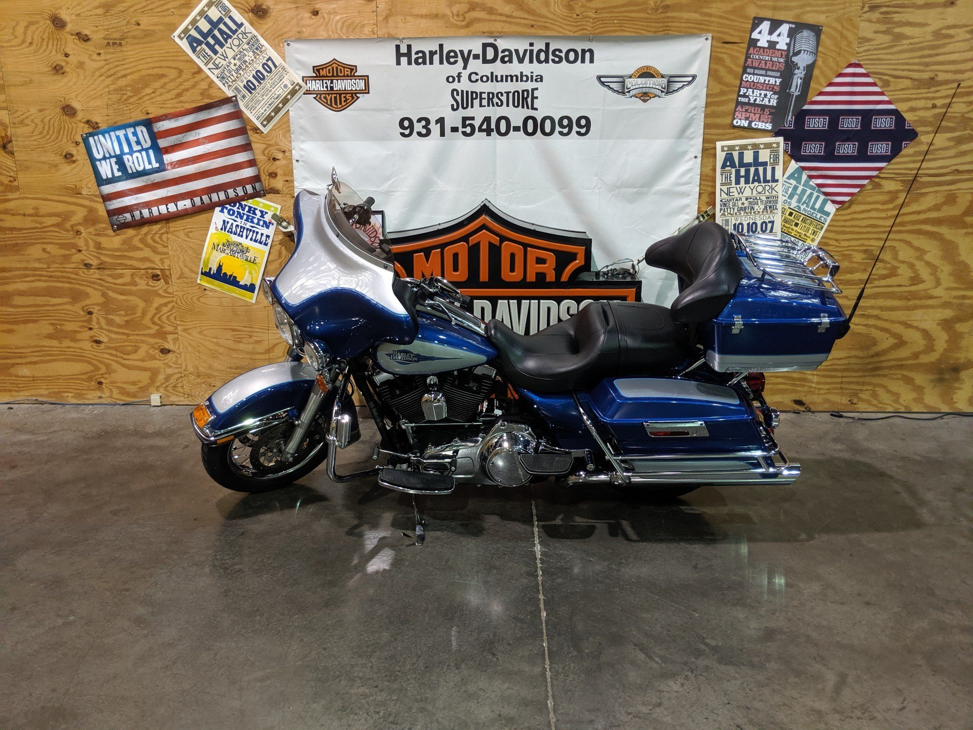 2010 Harley-Davidson FLHTCU in Columbia, Tennessee - Photo 5
