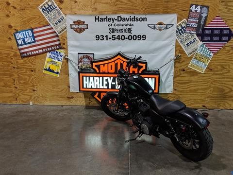 2015 Harley-Davidson XL883N in Columbia, Tennessee
