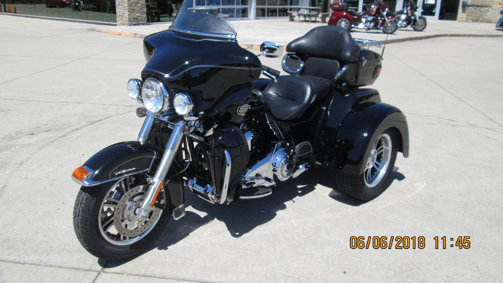 2013 Harley-Davidson Tri Glide® Ultra Classic® in Columbia, Tennessee