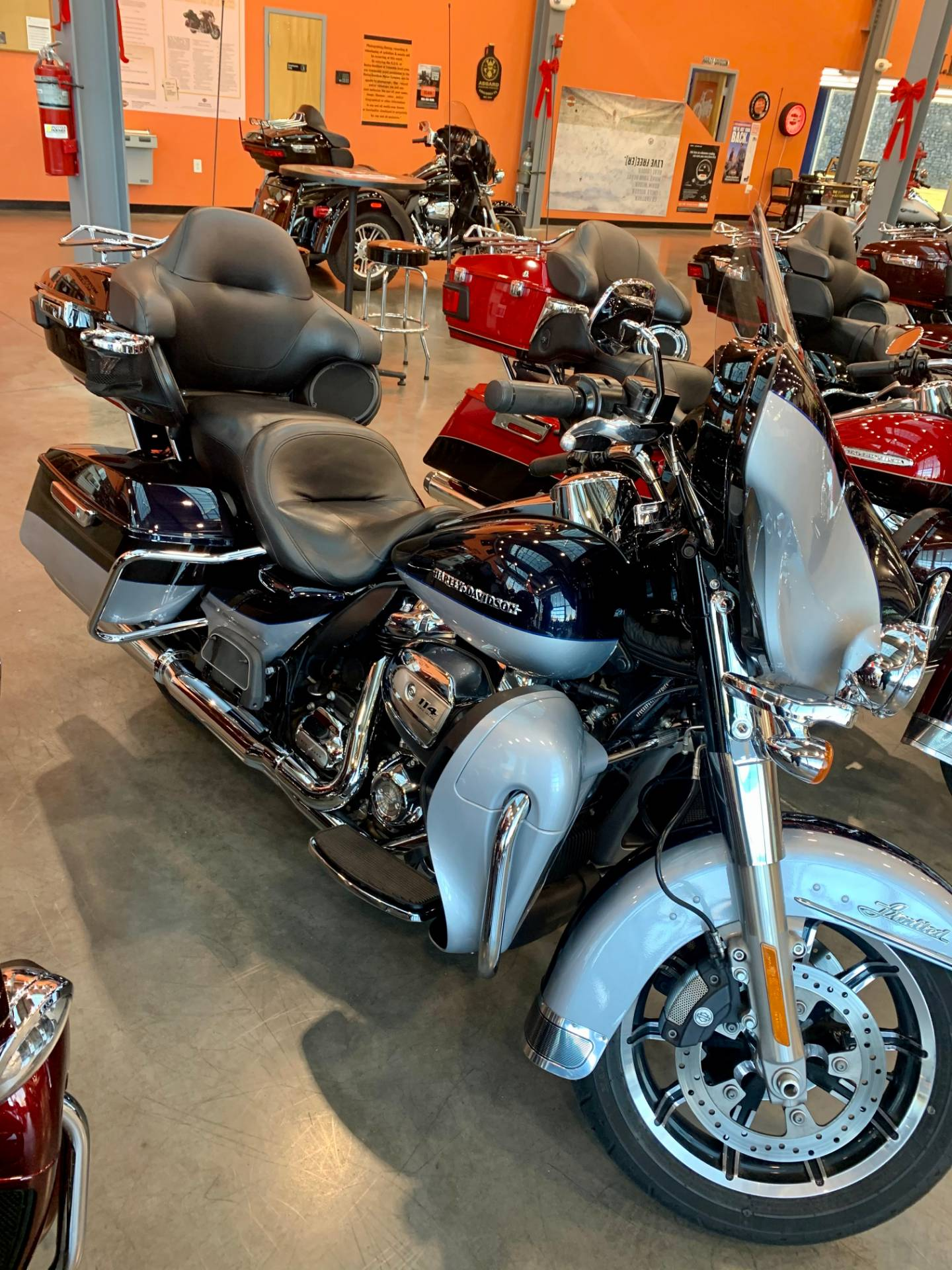 2019 Harley-Davidson FLHTK in Columbia, Tennessee