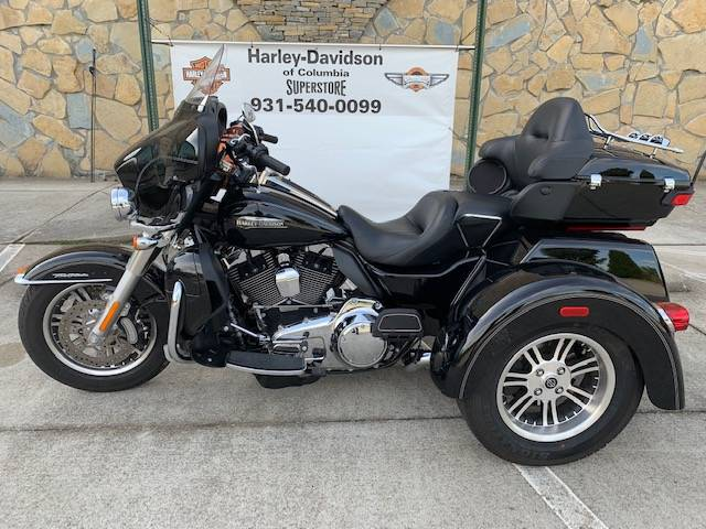 2015 Harley-Davidson Tri Glide&#174 Ultra in Columbia, Tennessee