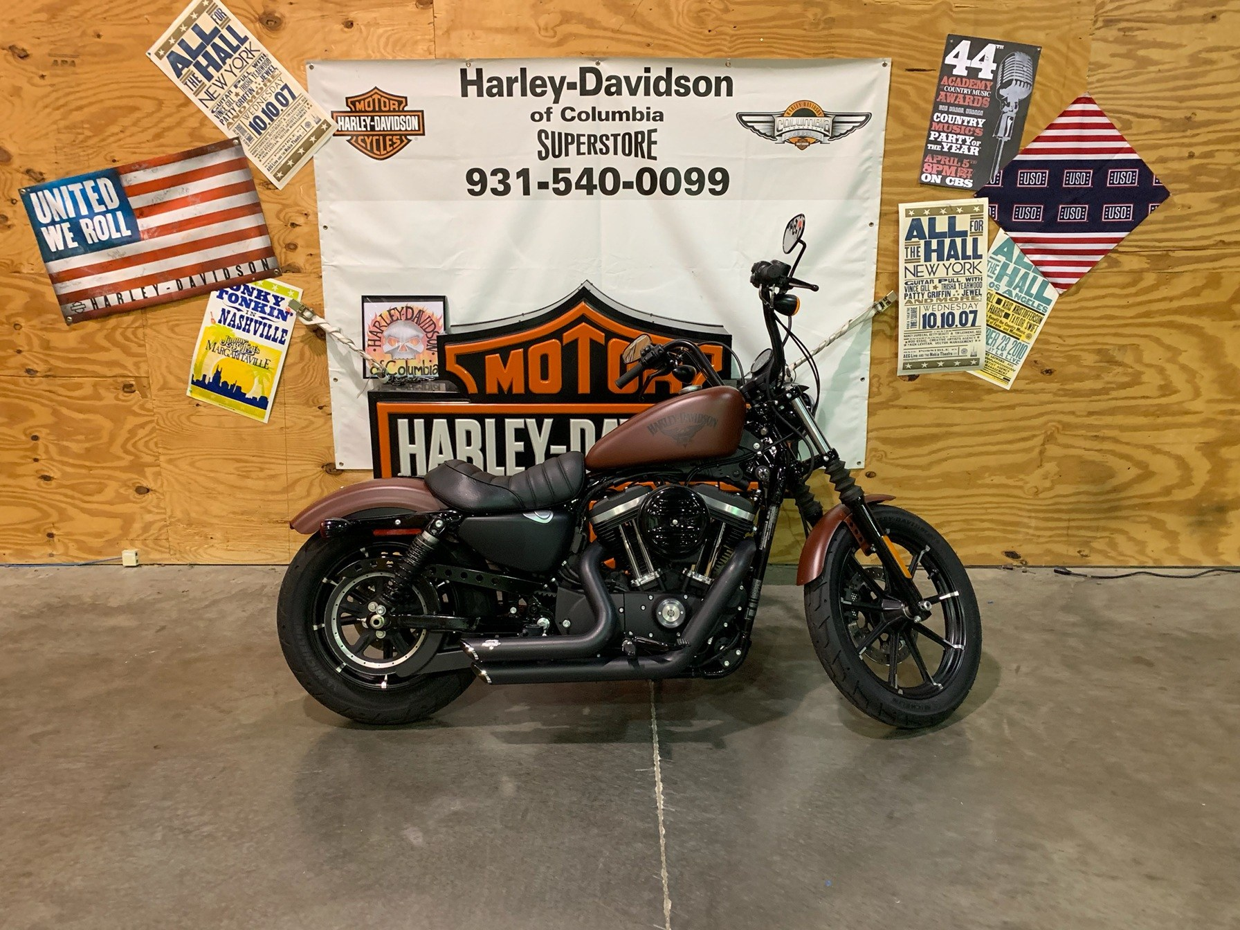 2017 Harley-Davidson XL883N in Columbia, Tennessee - Photo 1