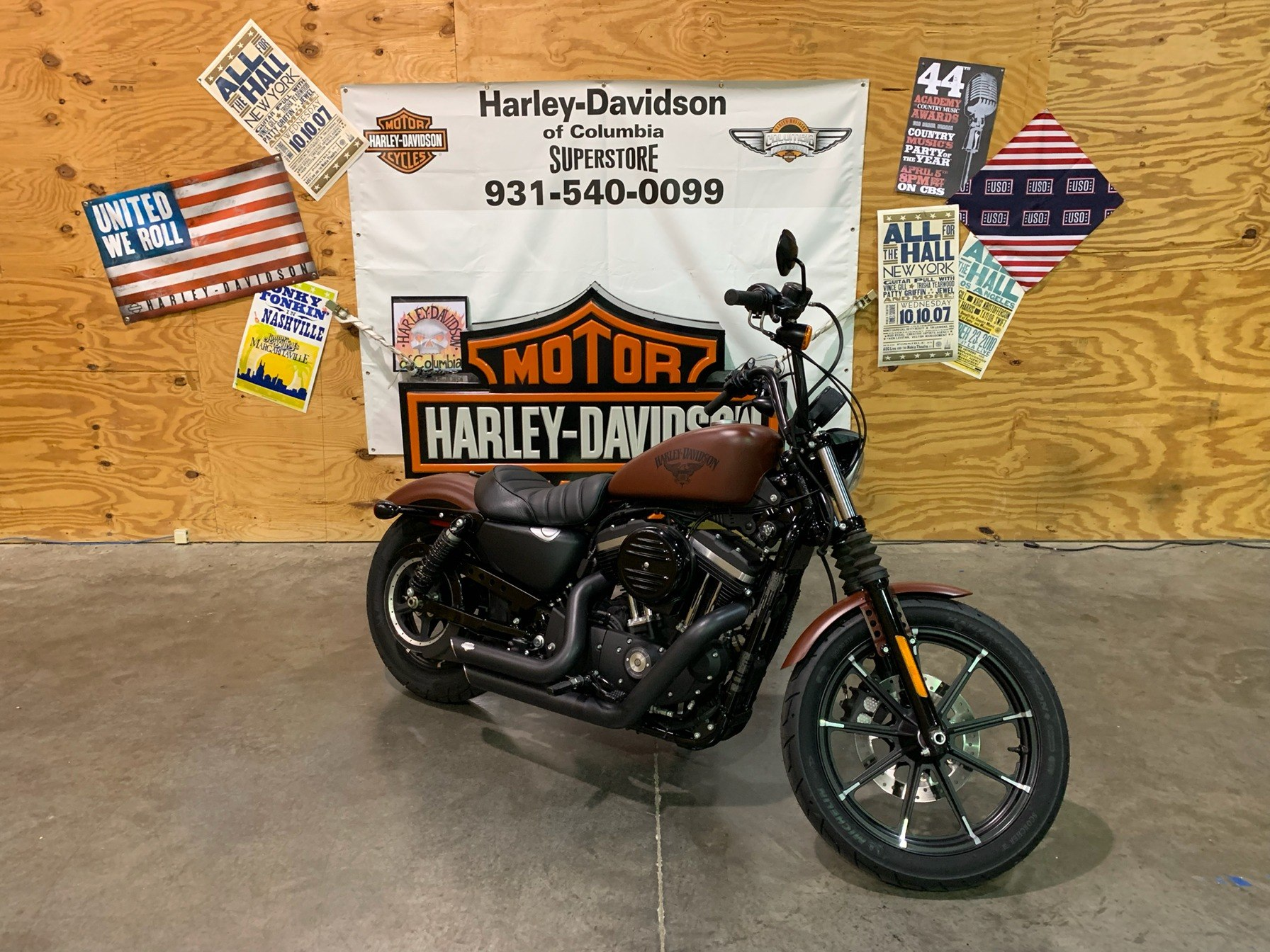 2017 Harley-Davidson XL883N in Columbia, Tennessee - Photo 2