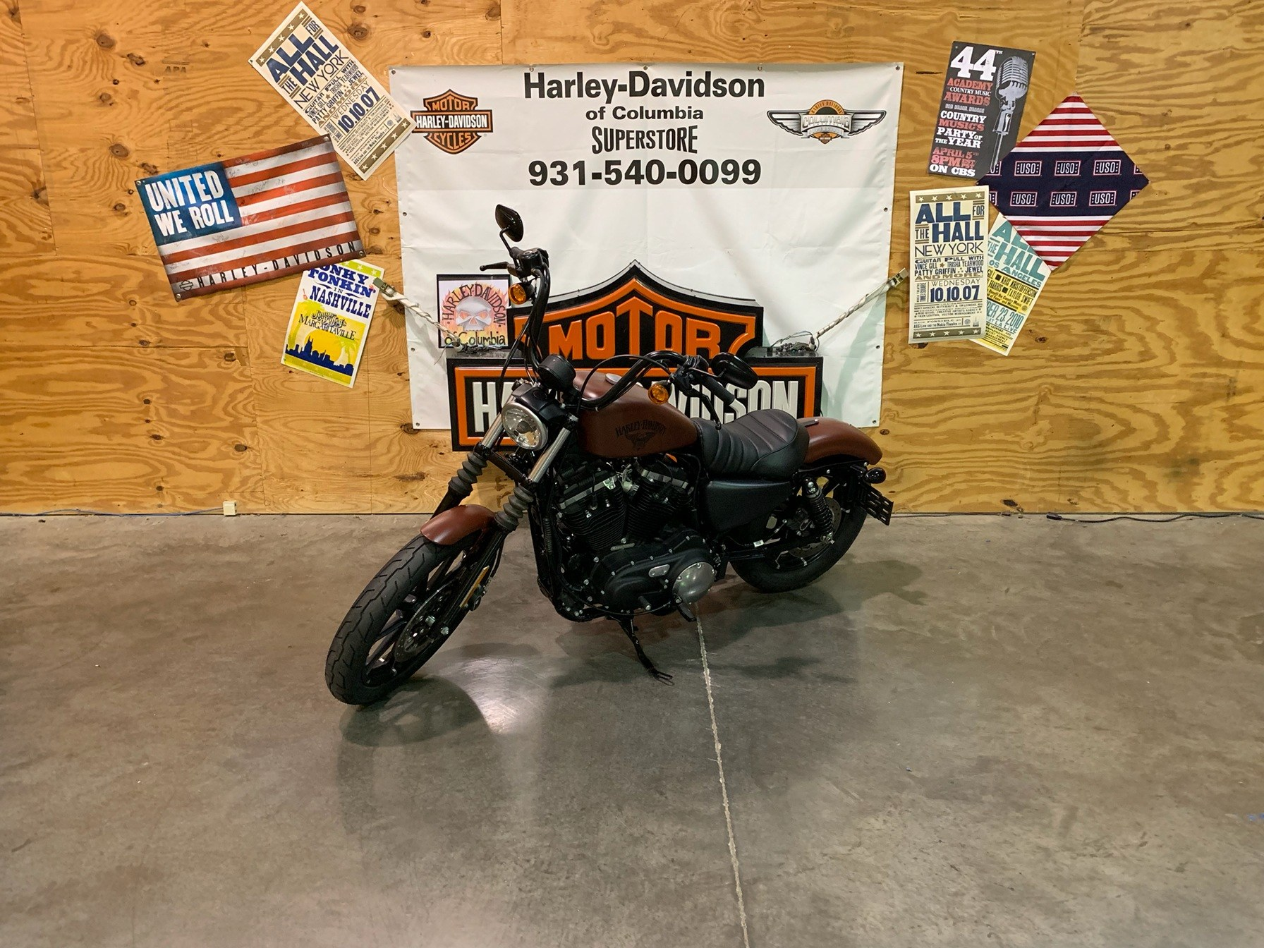 2017 Harley-Davidson XL883N in Columbia, Tennessee - Photo 4