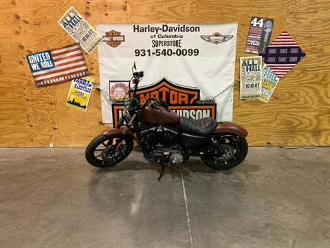 2017 Harley-Davidson XL883N in Columbia, Tennessee - Photo 5
