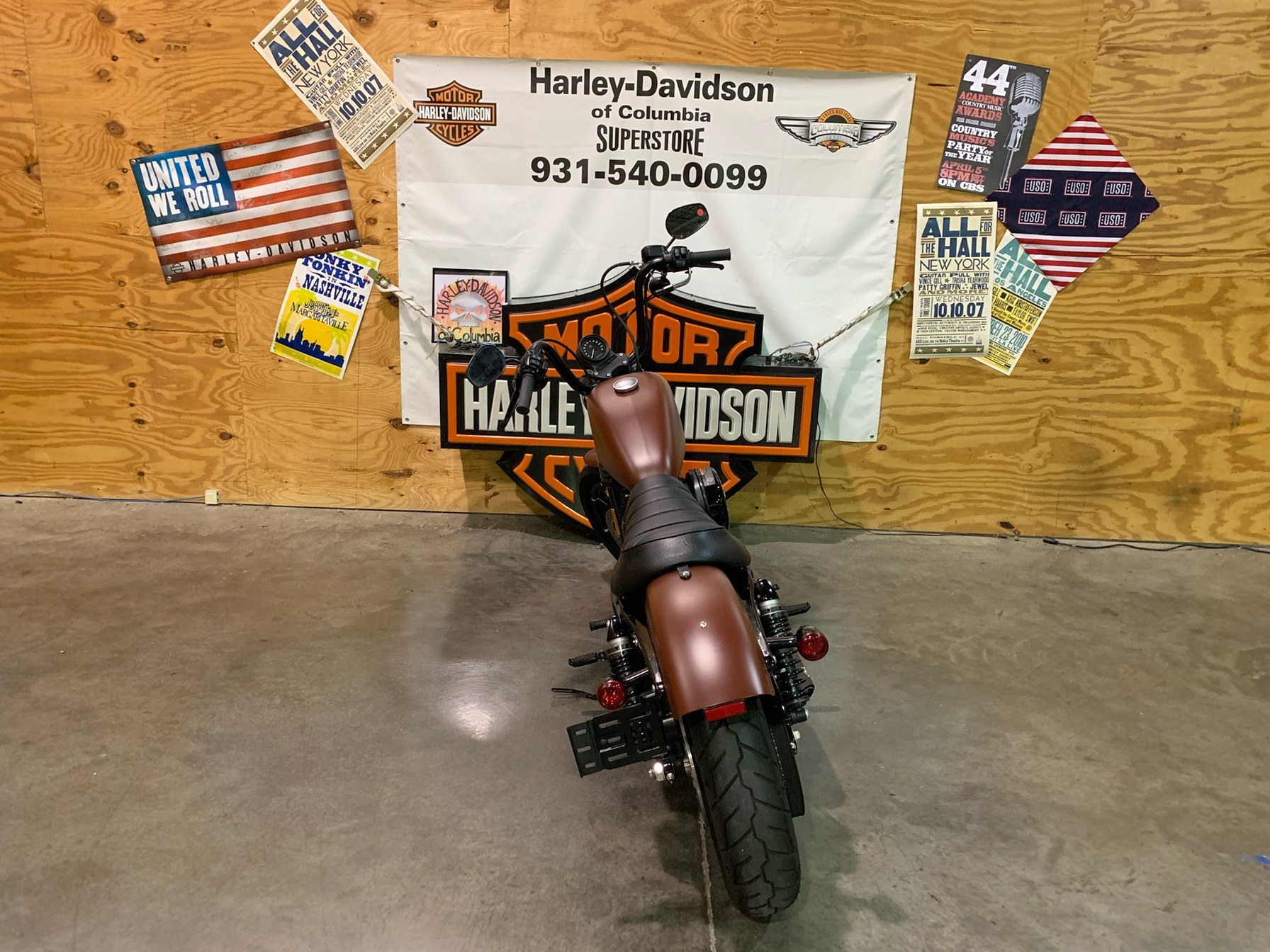 2017 Harley-Davidson XL883N in Columbia, Tennessee - Photo 7