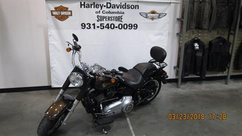 2013 Harley-Davidson Softail® Fat Boy® Lo 110th Anniversary Edition in Columbia, Tennessee