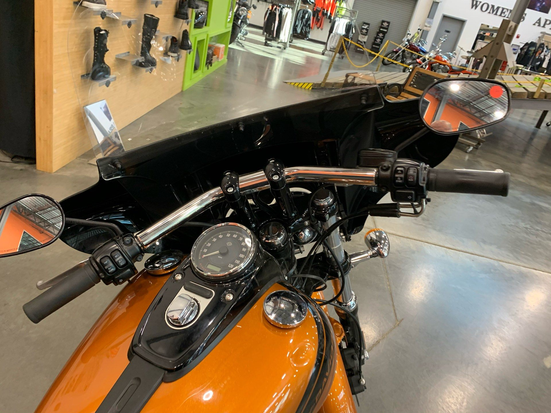 2014 Harley-Davidson FAT BOB in Columbia, Tennessee - Photo 9