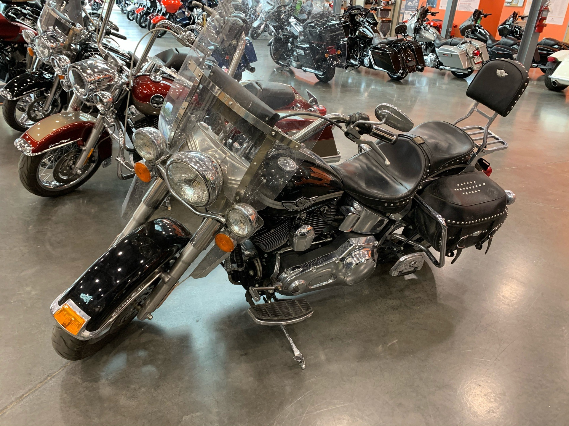 2003 Harley-Davidson FLSTC in Columbia, Tennessee - Photo 4