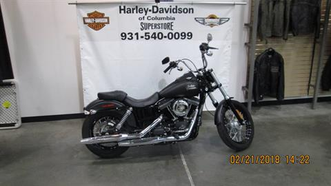 2015 Harley-Davidson Street Bob® in Columbia, Tennessee