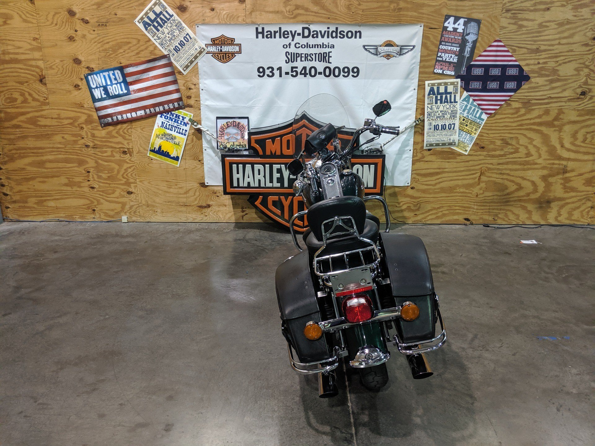 1999 Harley-Davidson FLHR in Columbia, Tennessee - Photo 6