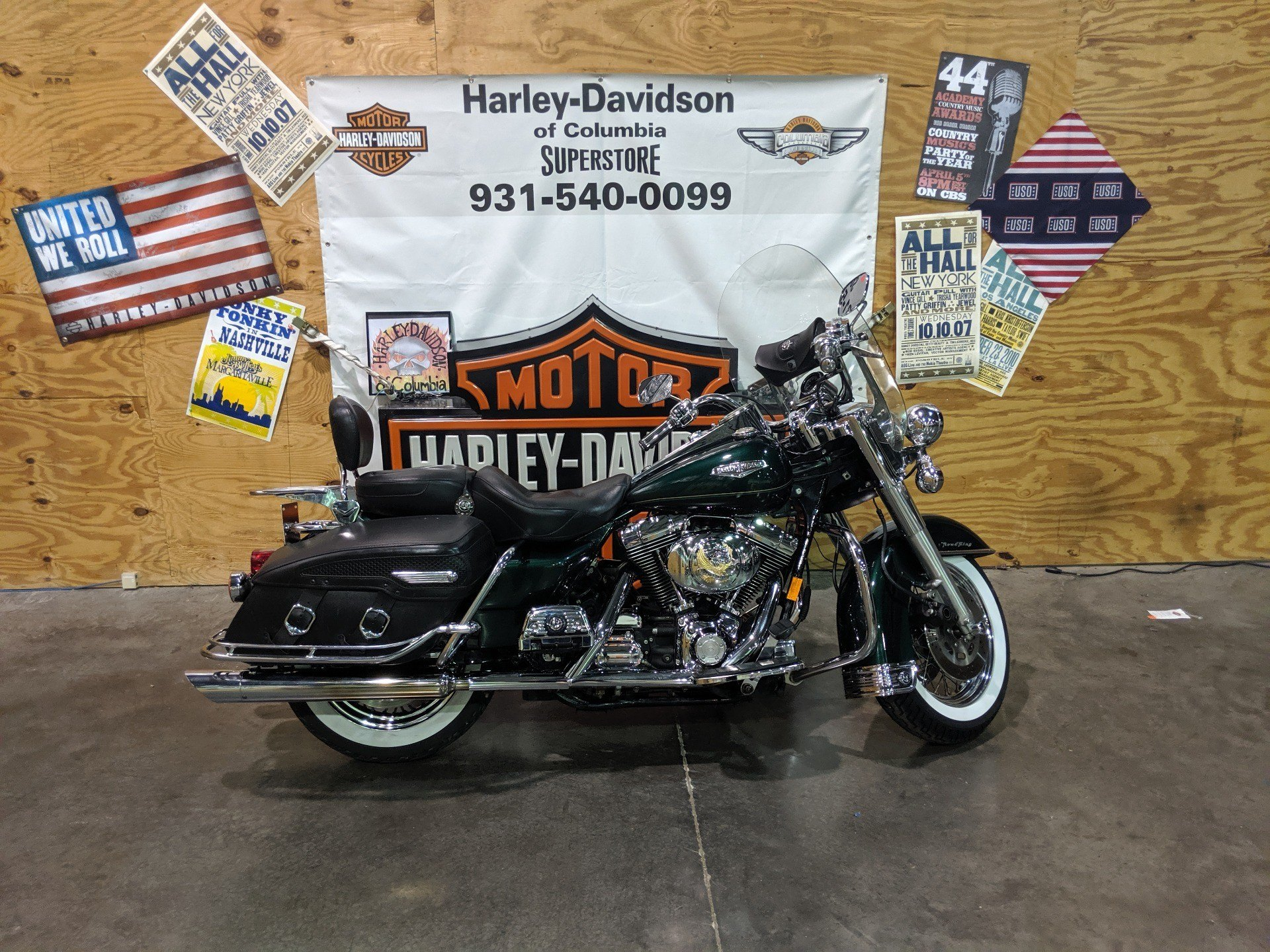 1999 Harley-Davidson FLHR in Columbia, Tennessee - Photo 1