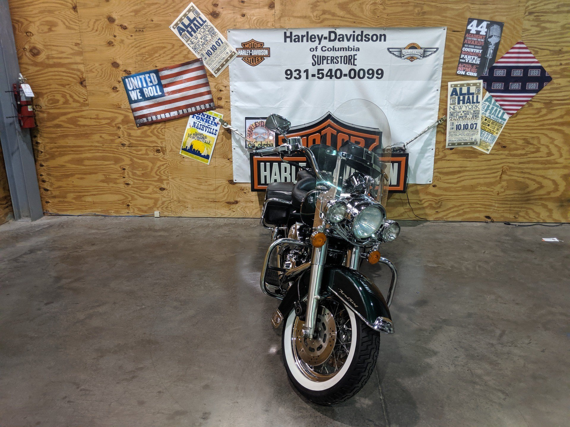 1999 Harley-Davidson FLHR in Columbia, Tennessee - Photo 3