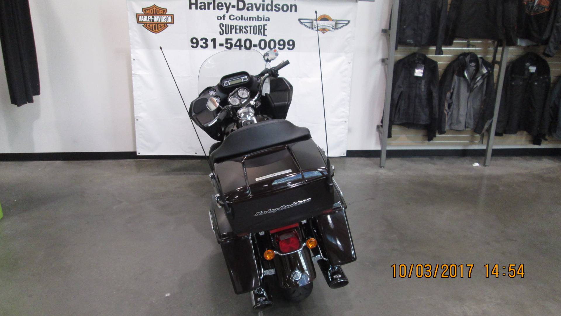 2011 Harley-Davidson Road Glide® Ultra in Columbia, Tennessee