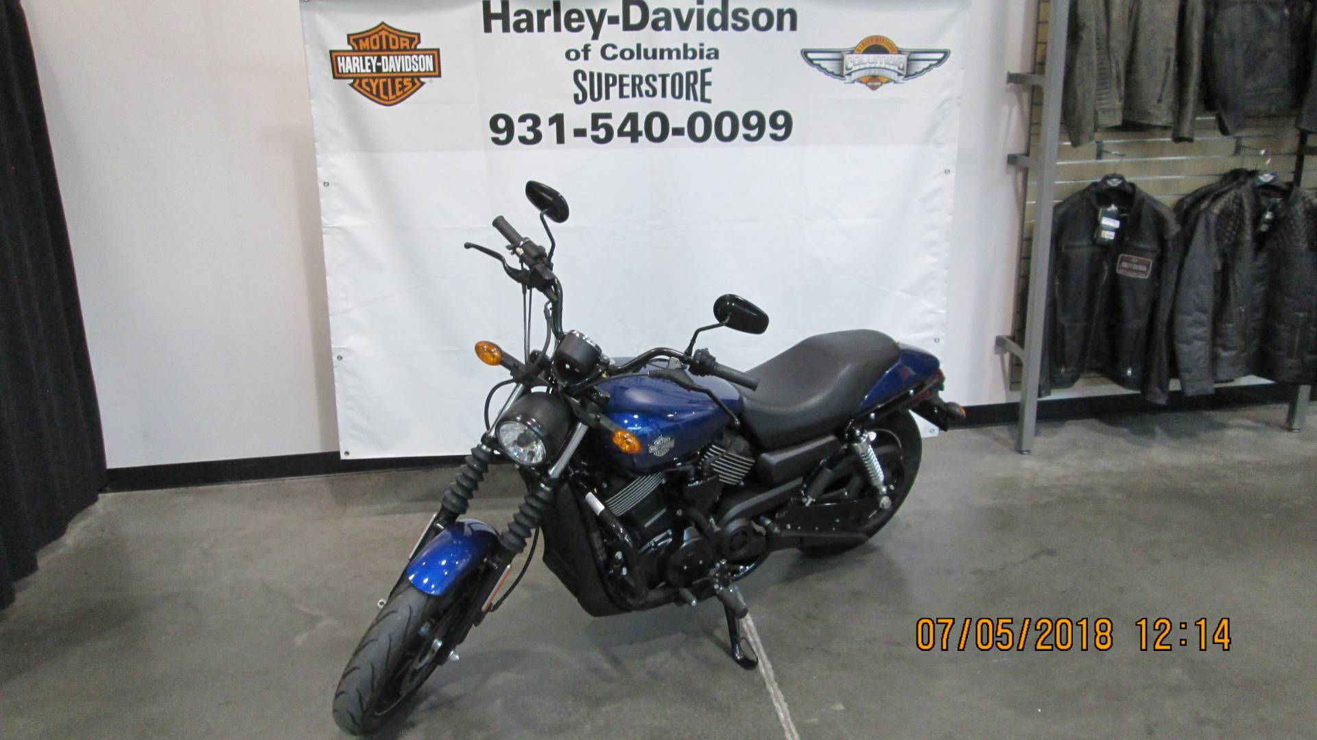 2016 Harley-Davidson Street® 500 in Columbia, Tennessee