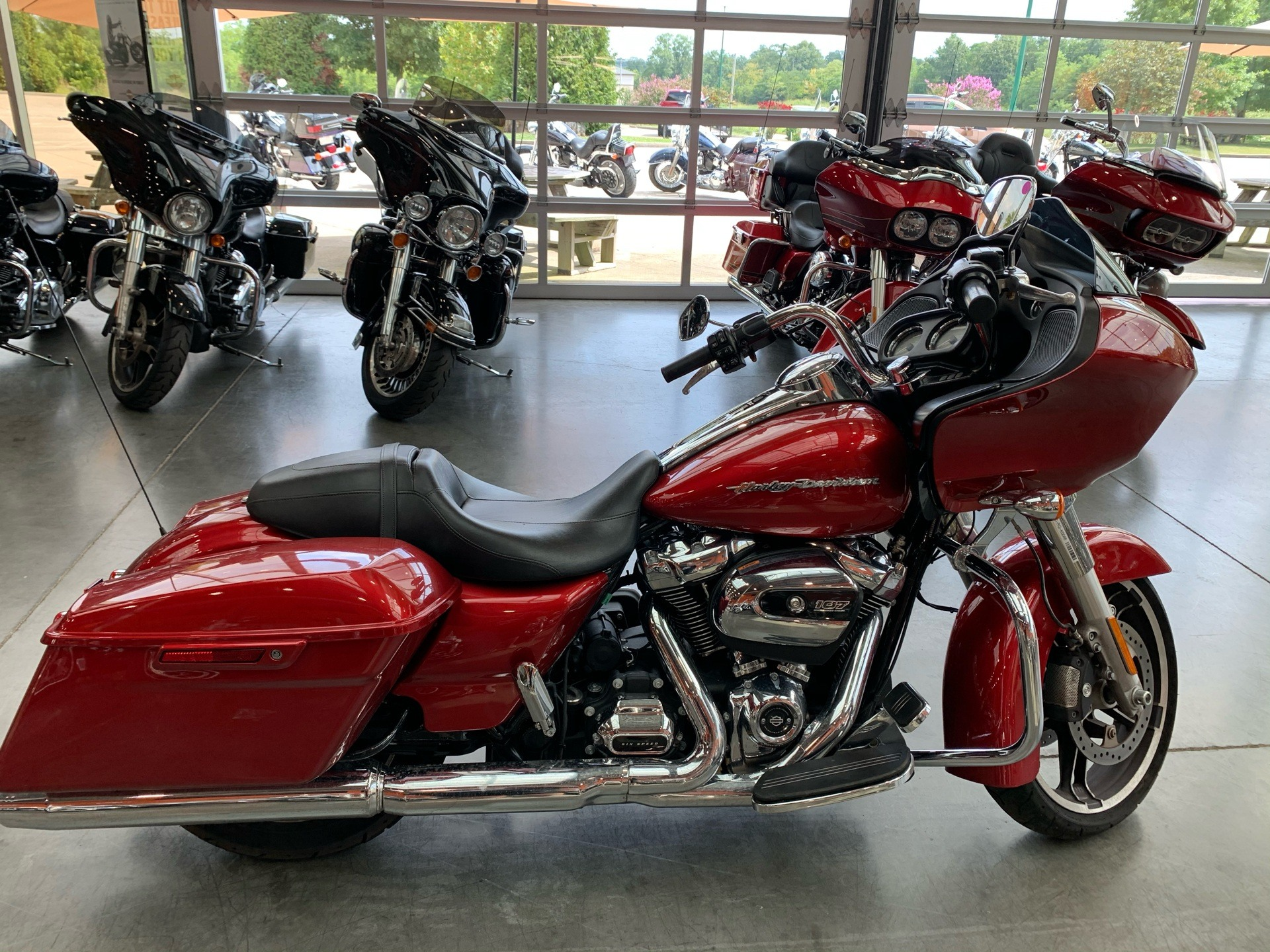 2019 Harley-Davidson FLTR in Columbia, Tennessee - Photo 1